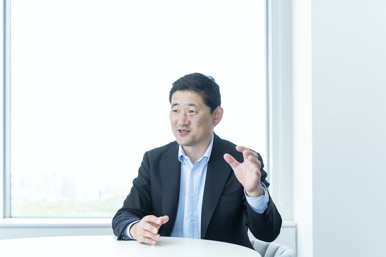 代表取締役社長兼CEO・五十嵐幹
