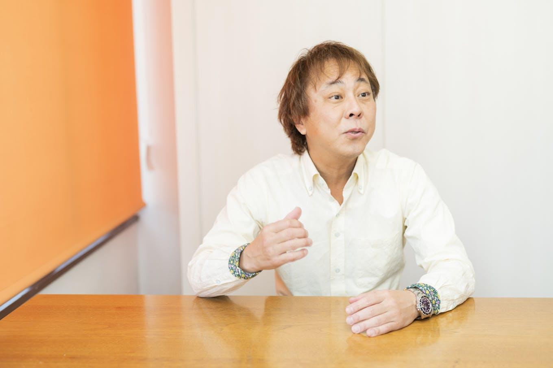 代表取締役社長・伊藤康弘