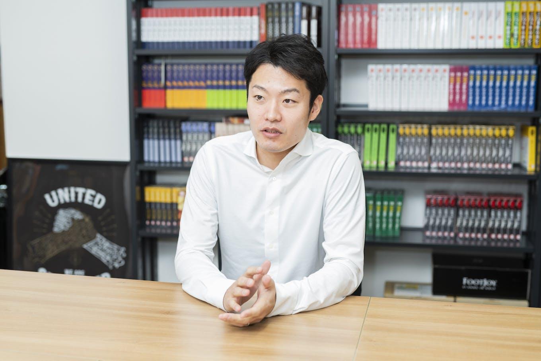 代表取締役・井澤孝宏