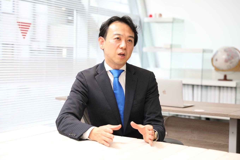 小川 智也代表取締役CEO