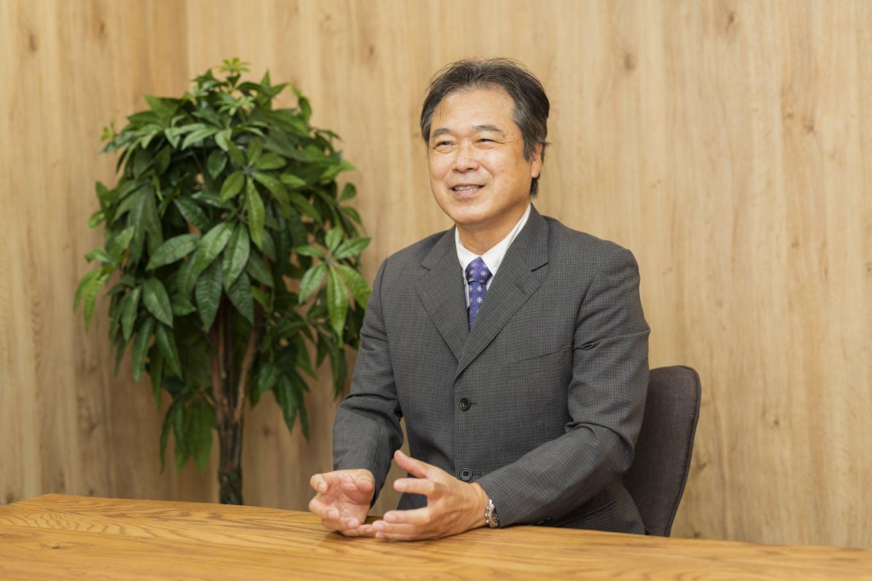代表取締役社長 冨田 正治