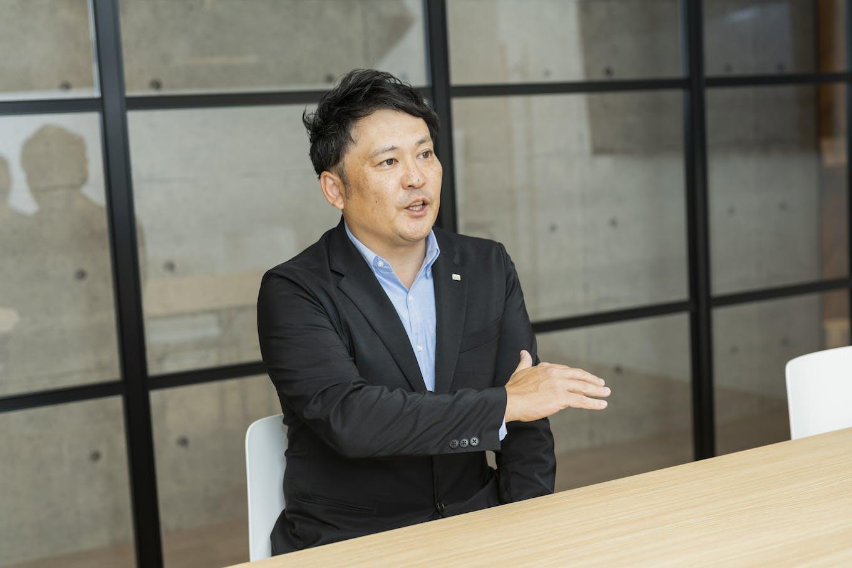 代表取締役社長・荒木喜貴