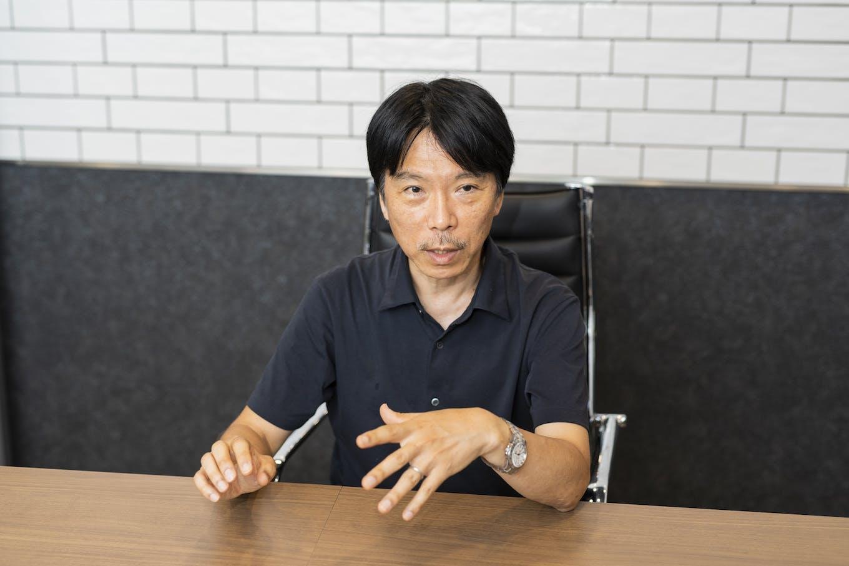 代表取締役社長・永田豊志