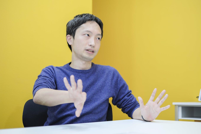 CEO・柳志明