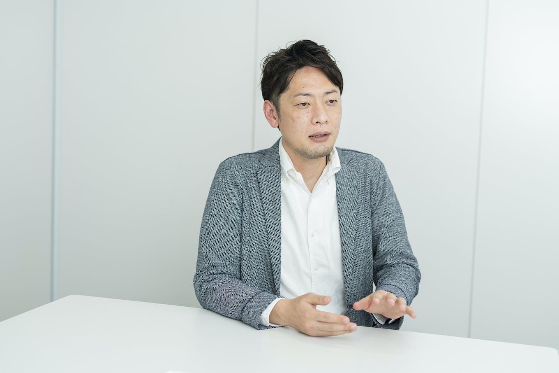 代表取締役社長 CEO・上田 怜史