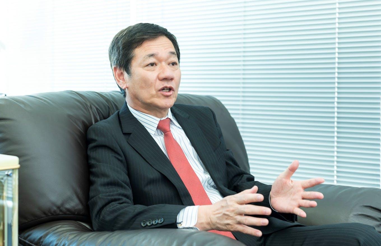 代表取締役 執行役員 社長 武川 義浩