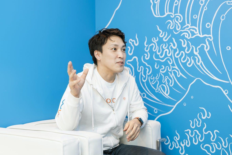代表取締役CEO・安藤義人