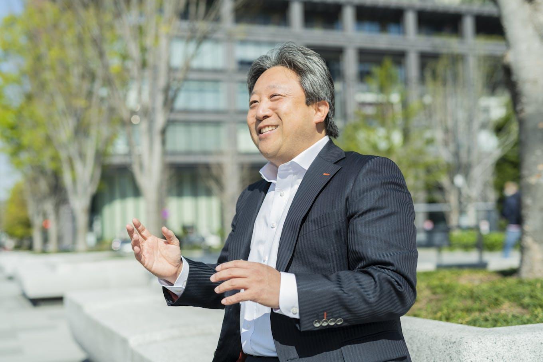 小川 秀一代表取締役