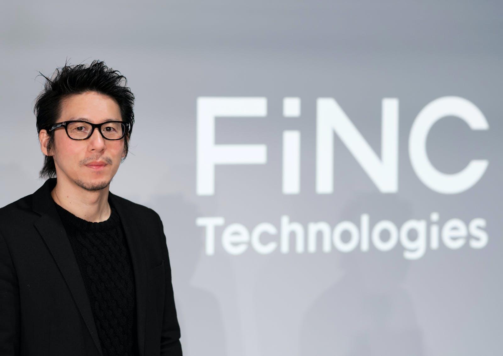 株式会社FiNC Technologiesのアイキャッチ画像