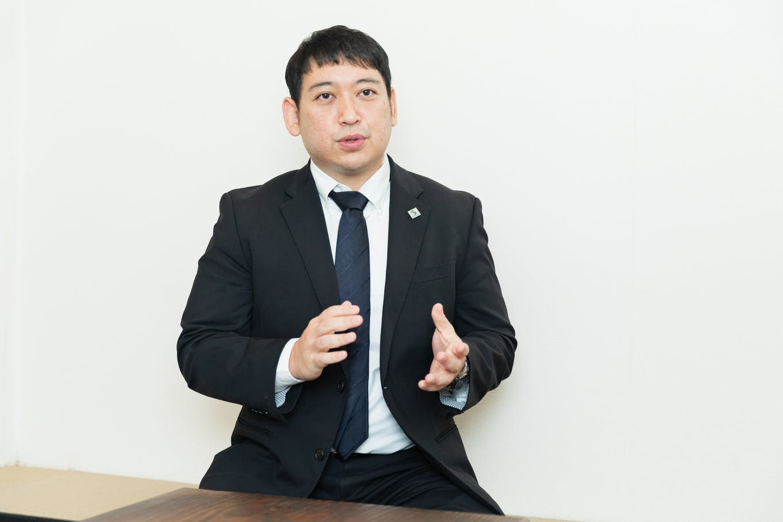 代表取締役・小林寛嗣