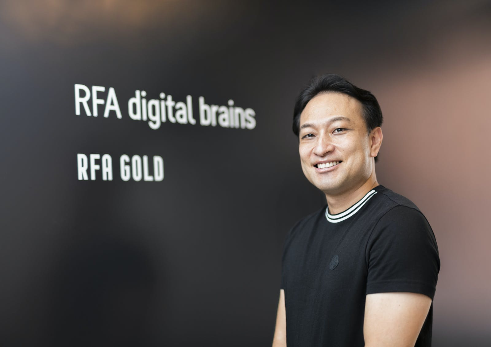 RFA digital brains株式会社のアイキャッチ画像