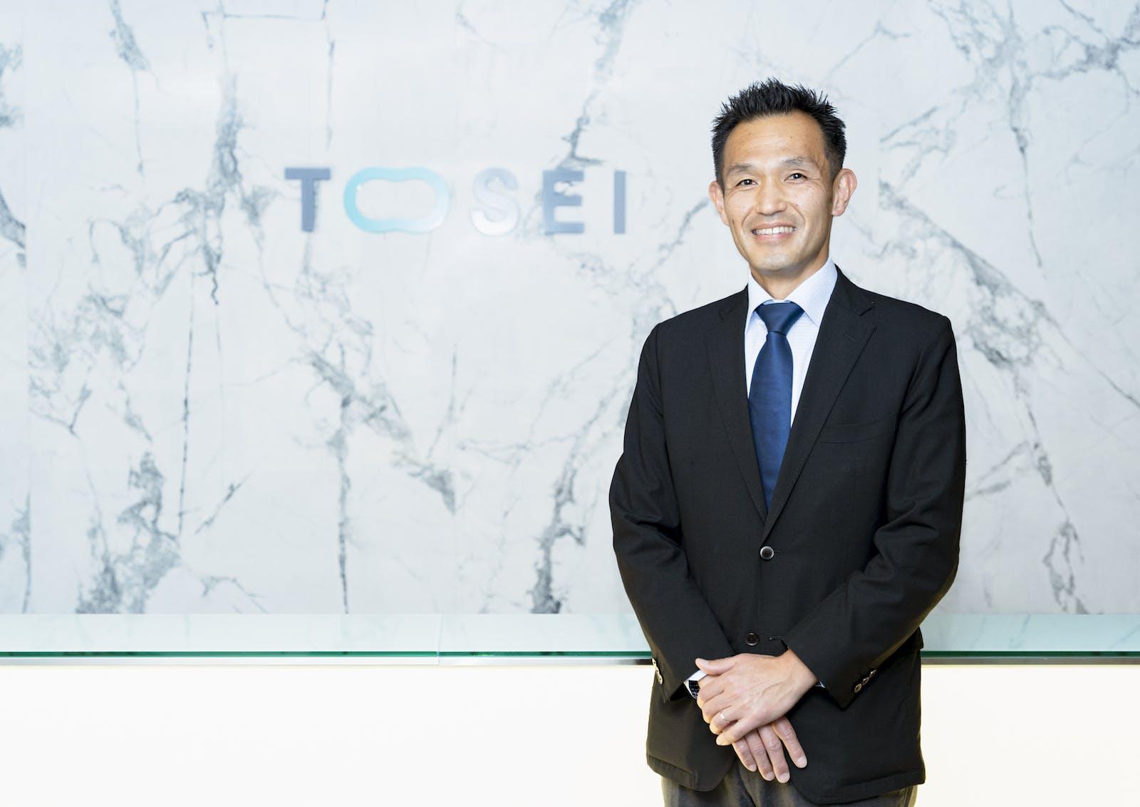 トーセイ株式会社のアイキャッチ画像
