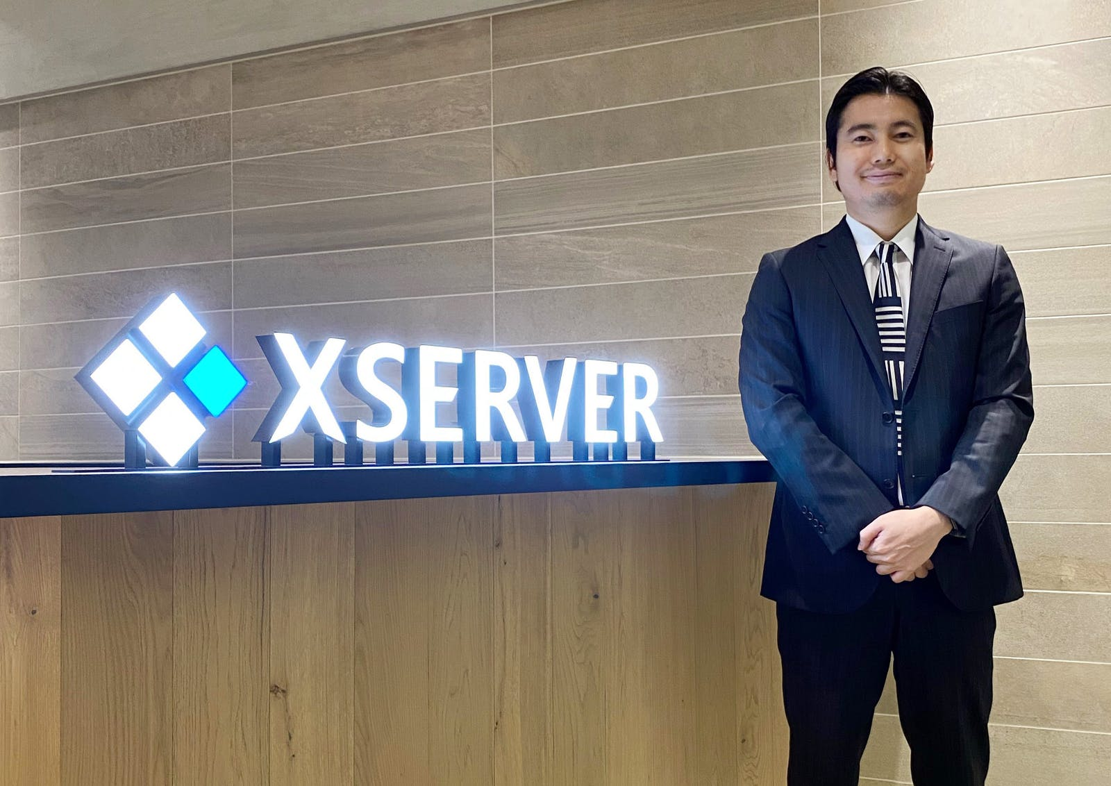 エックスサーバー株式会社のアイキャッチ画像