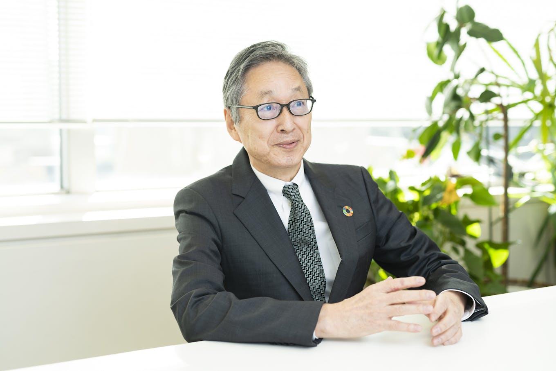 代表取締役社長・光行康明