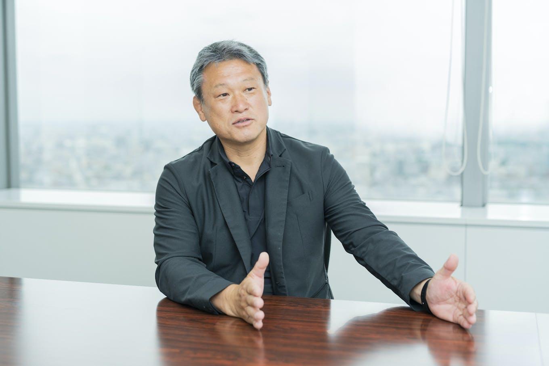 代表取締役CEO・山本正卓