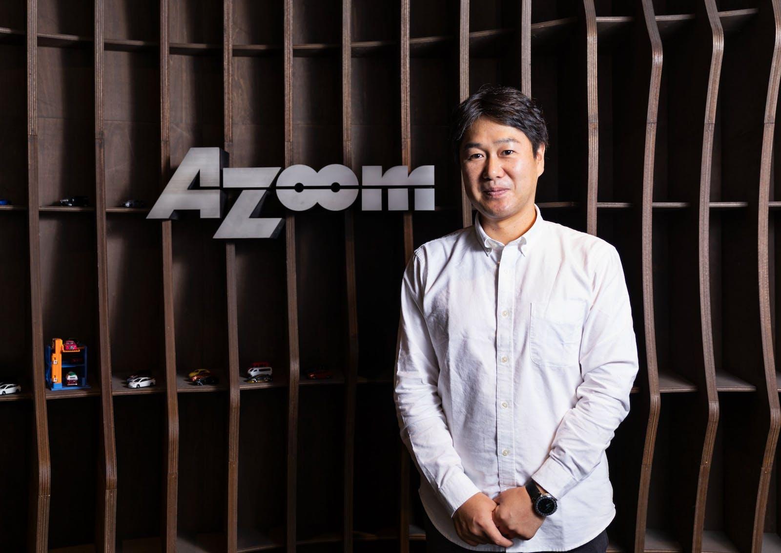 株式会社アズームのアイキャッチ画像