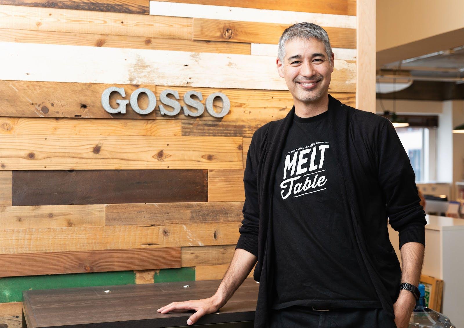 GOSSO株式会社のアイキャッチ画像