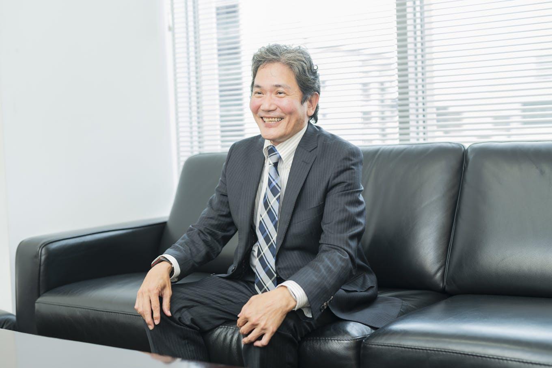 SAP事業管掌 取締役 掛江 正昭