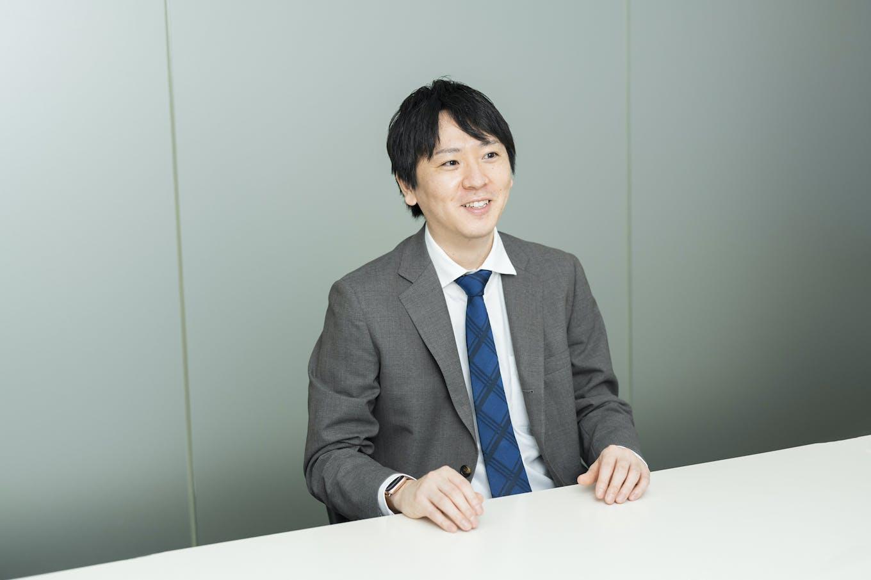 社長室 経営企画部 部長・吉岡 励努