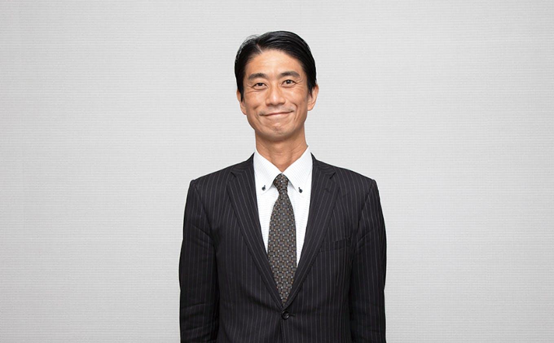 投資営業部長・塚田 拓士