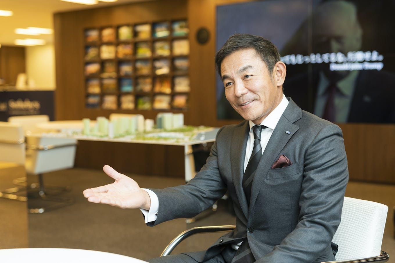 北見 尚之代表取締役CEO