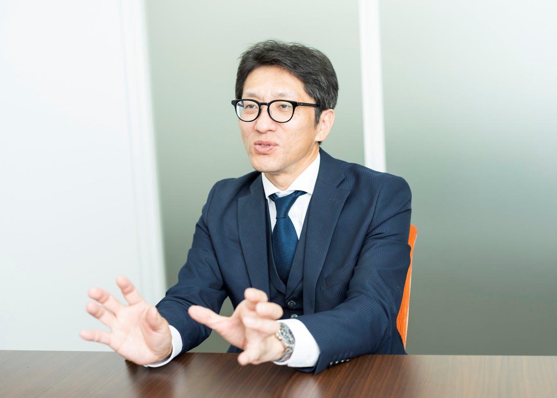 岩田 潤取締役