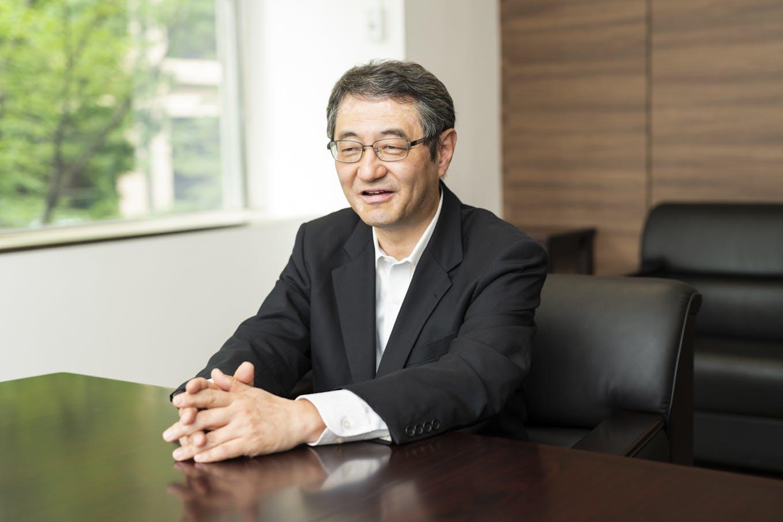 関係会社戦略本部長・川名康正