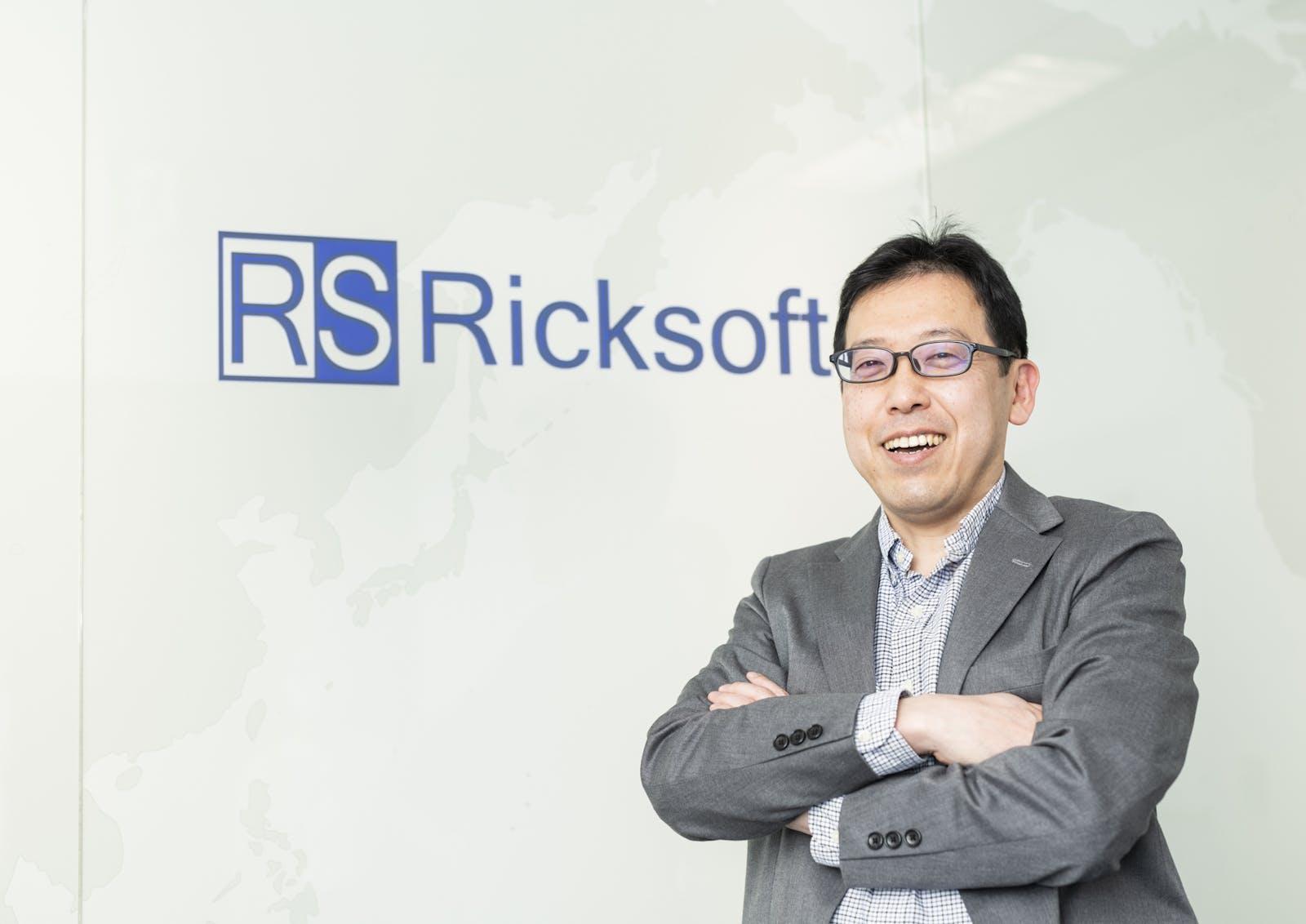 リックソフト株式会社のアイキャッチ画像