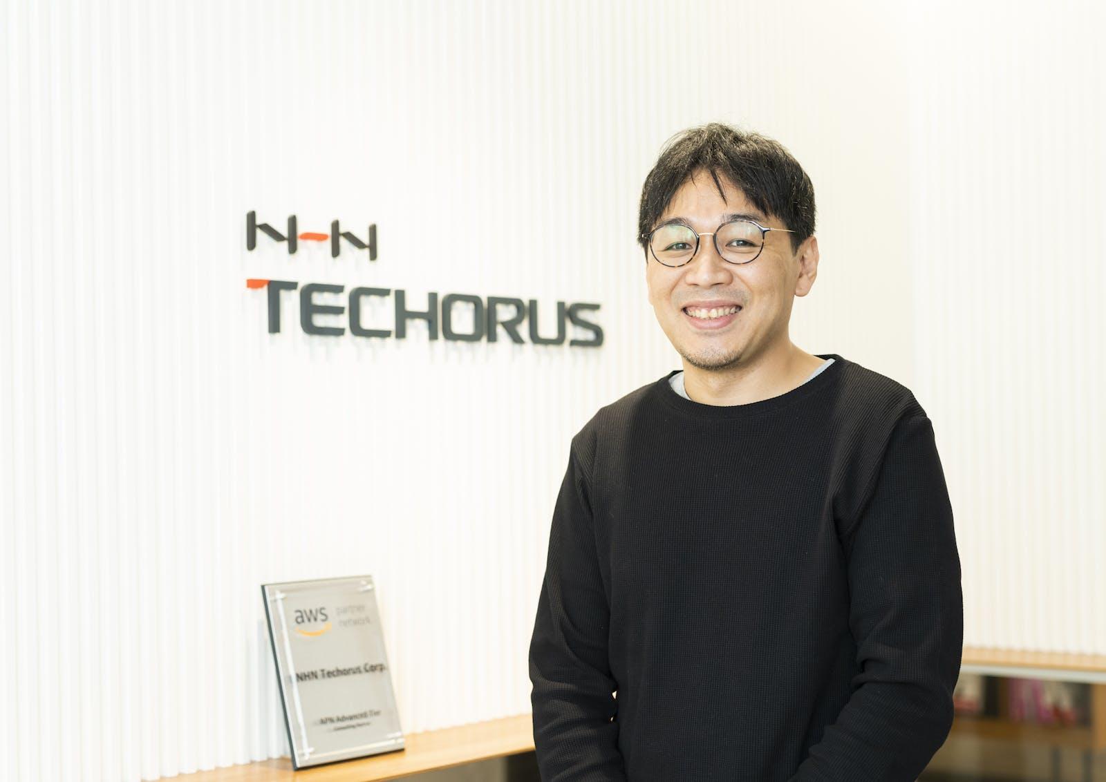 NHN テコラス株式会社のアイキャッチ画像