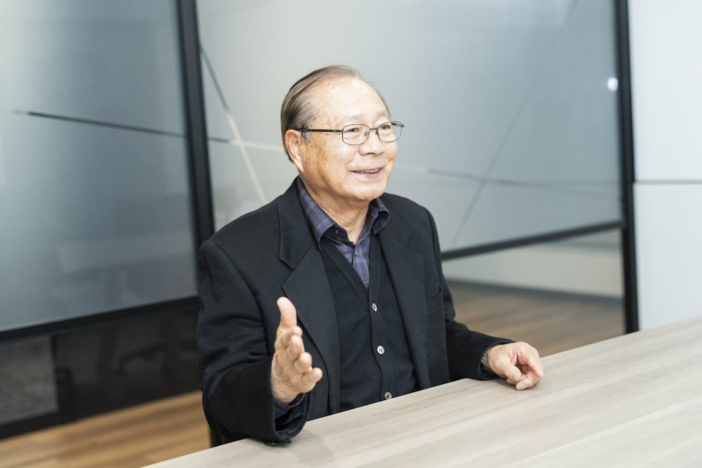 髙松 睦夫代表取締役