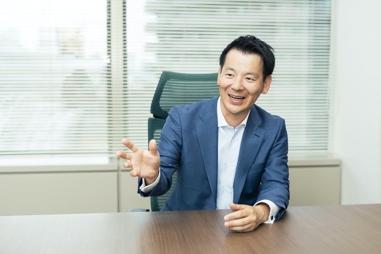代表取締役社長 CEO・吉田浩一郎