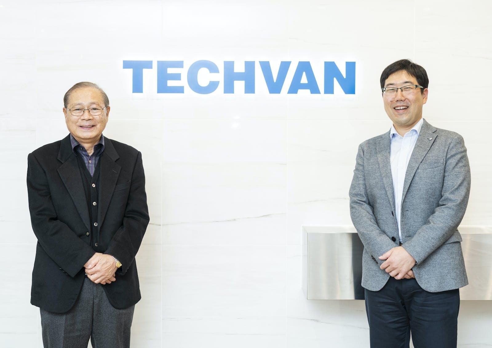 テクバン株式会社のアイキャッチ画像