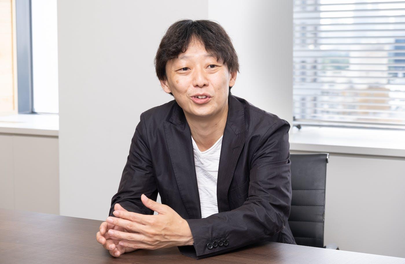 アントレ 代表取締役 上田氏