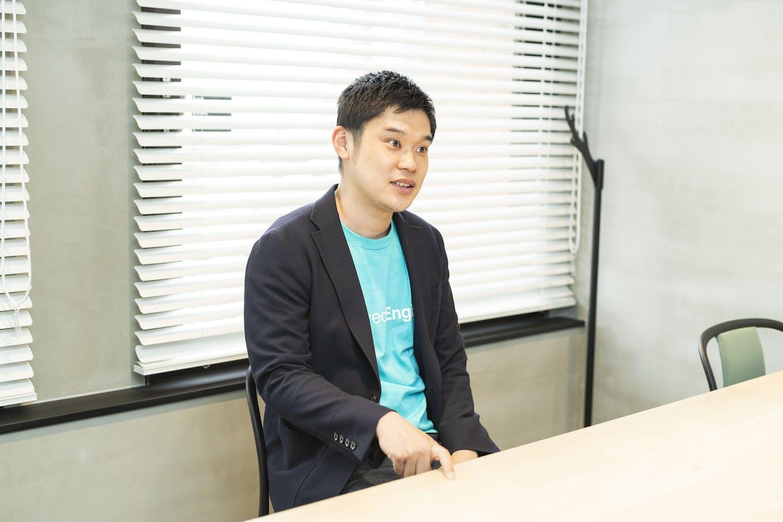 代表取締役社長・内山 誓一郎