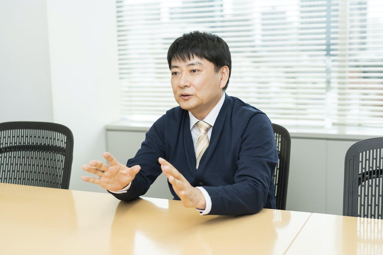 代表取締役社長 大堀 康祐