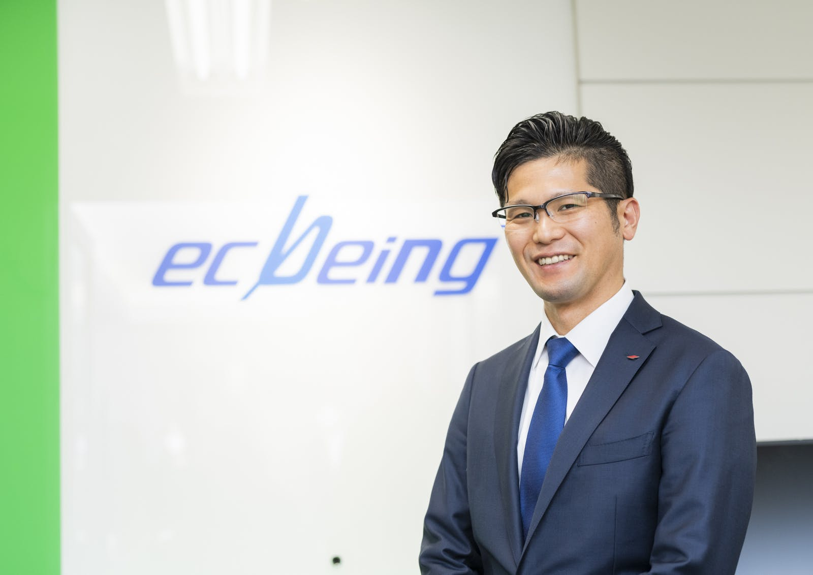 株式会社ecbeingのアイキャッチ画像