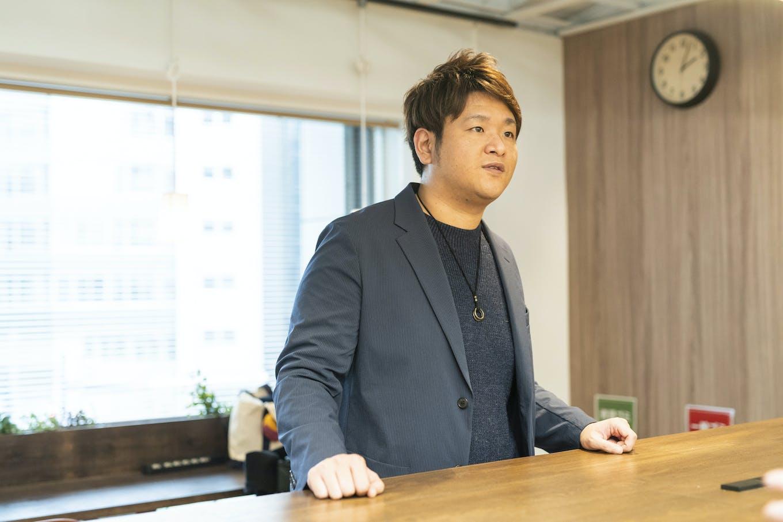 代表取締役社長・吉原教一郎
