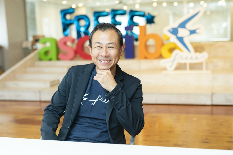 CEO・佐々木大輔